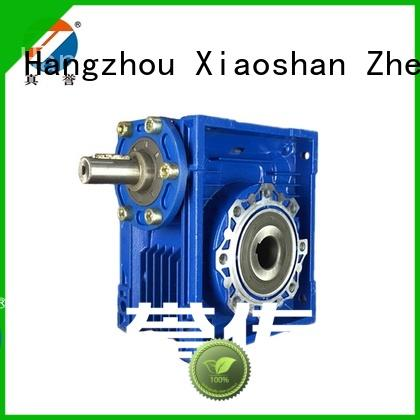 power speed gear reducer certifications for lifting Zhenyu
