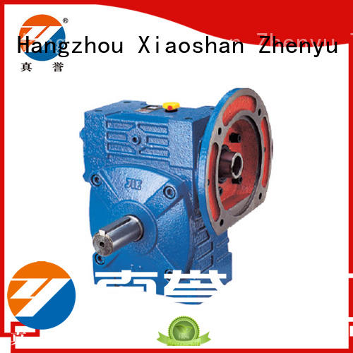 Zhenyu nmrv speed gearbox widely-use for lifting