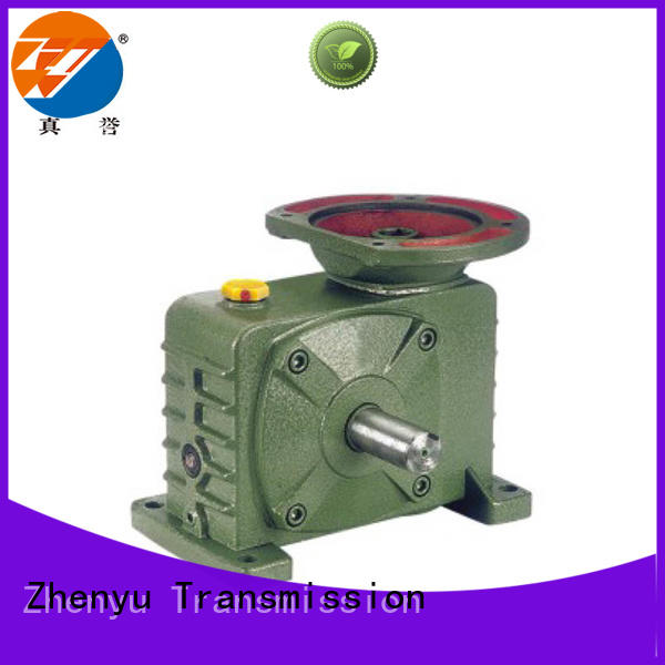 low cost variable speed gearbox mechanical free design for transportation