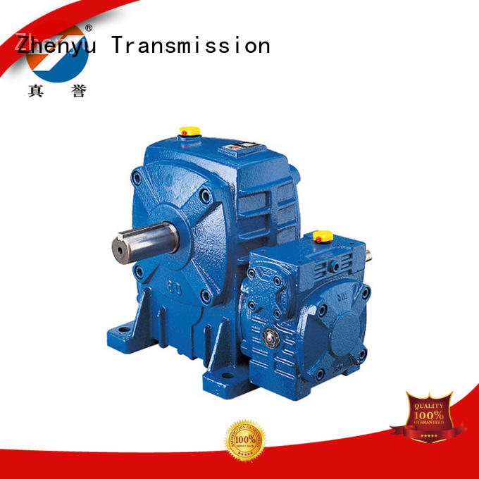 Zhenyu newly gear reducer gearbox free quote for cement