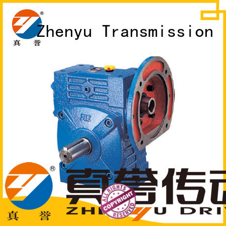 Zhenyu fine- quality reduction gear box order now for light industry