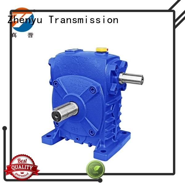 Zhenyu fine- quality speed gearbox China supplier for printing