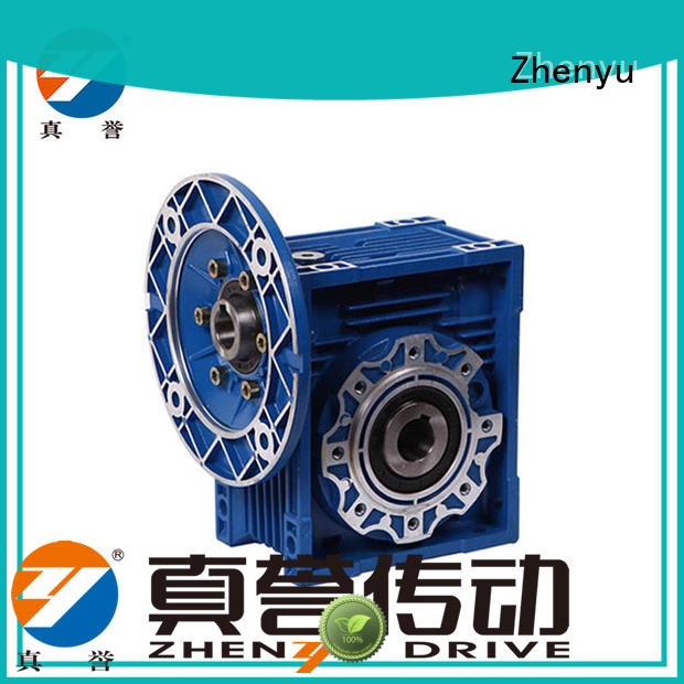wpx speed reducer gearbox for transportation Zhenyu