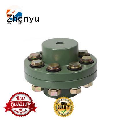 Zhenyu compact design flexible motor coupling for lifting