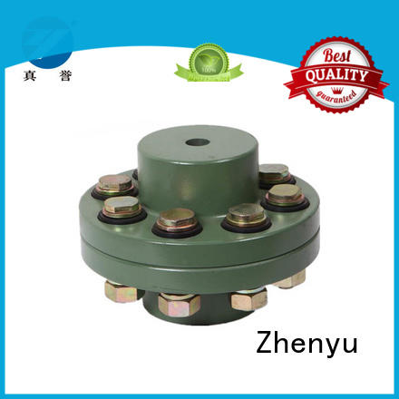 Zhenyu compact design motor coupling types for wholesale for machinery