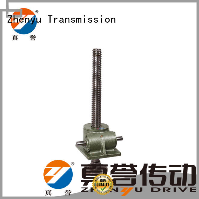 easy install hand operated screw jack swl producer for mining