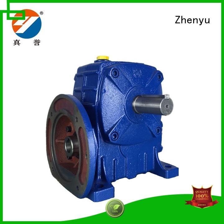 Zhenyu high-energy high speed gear motor helical for construction