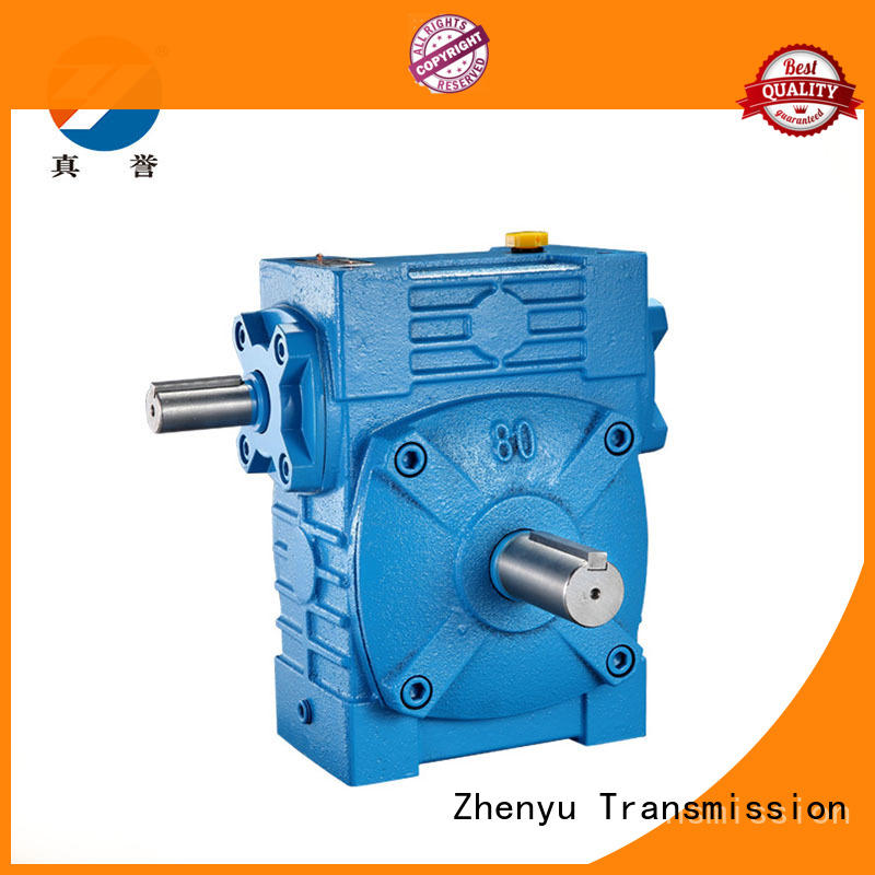 fine- quality motor gear reducer long-term-use for lifting Zhenyu