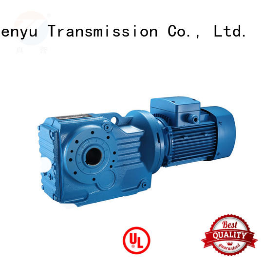 Zhenyu planetary worm gear speed reducer certifications for metallurgical