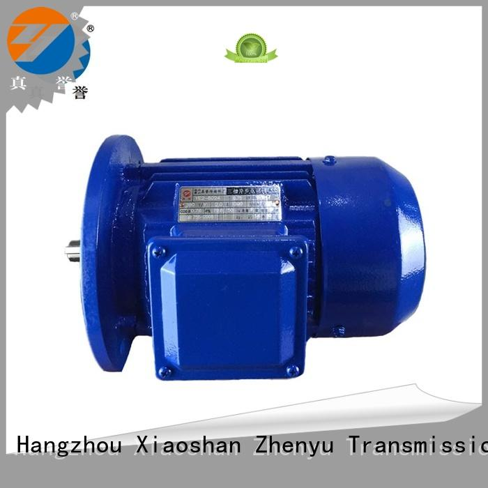 Zhenyu hot-sale 3 phase motor for wholesale for textile,printing