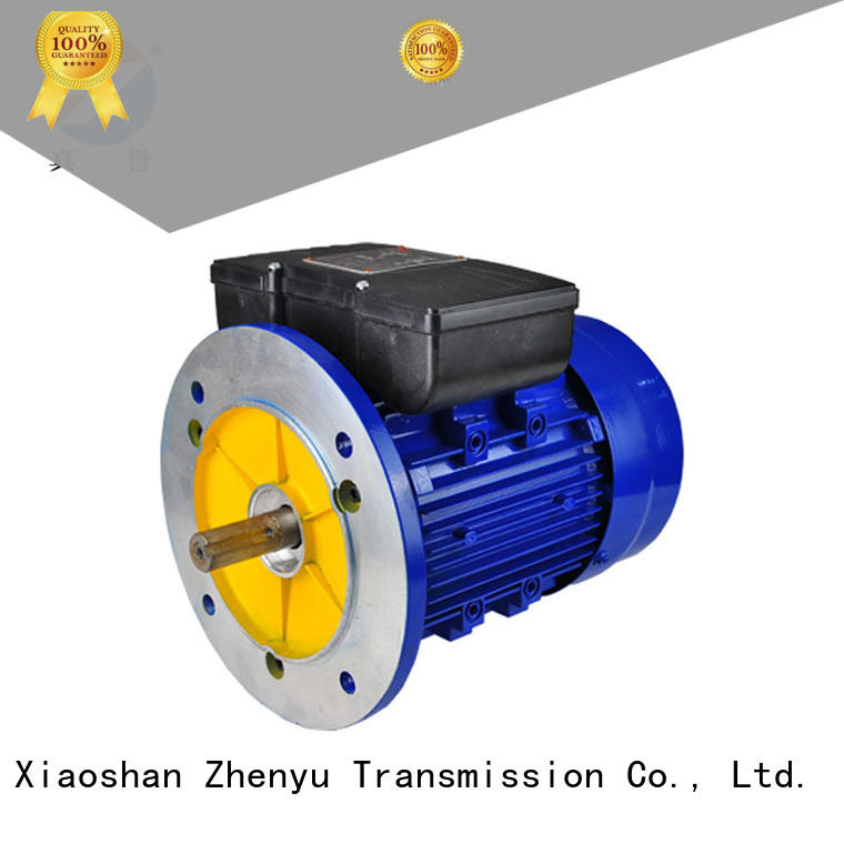 Zhenyu motor 3 phase electric motor for mine