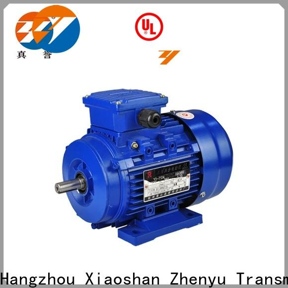Zhenyu design ac single phase motor inquire now for chemical industry