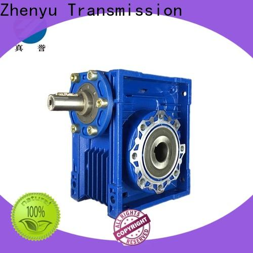Zhenyu effective electric motor gearbox long-term-use for cement
