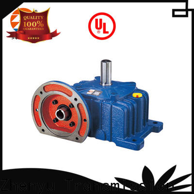 Zhenyu drill speed reducer China supplier for cement