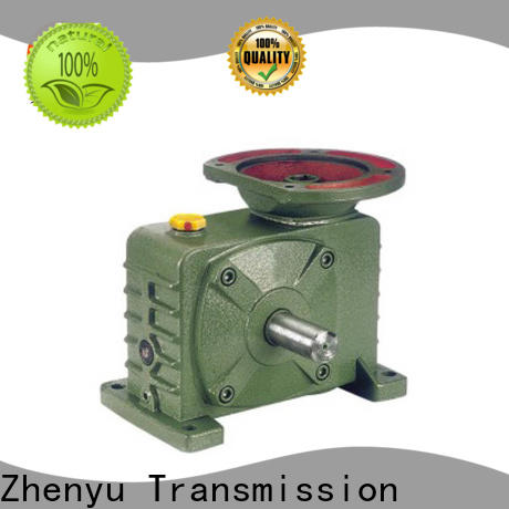 Zhenyu speed variable speed gearbox free design for light industry