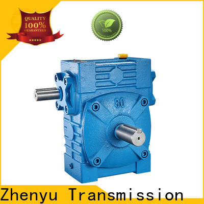 Zhenyu coaxial planetary reducer China supplier for mining