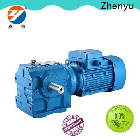 Zhenyu fine- quality speed reducer motor order now for cement