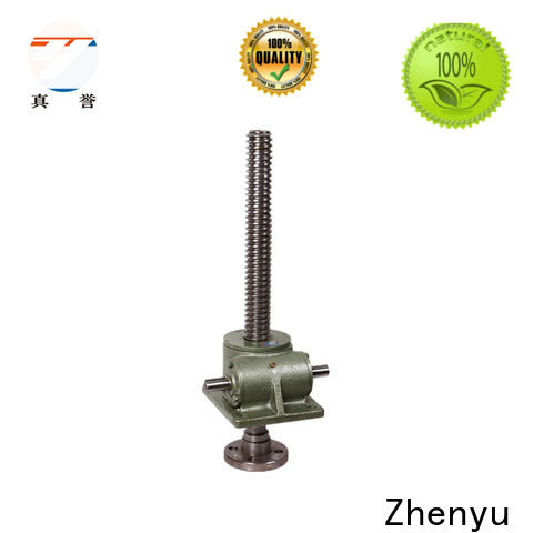 compact design types of screw jack swl effectively for construction