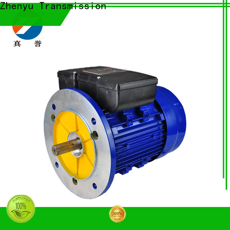 Zhenyu pump ac electric motors for machine tool