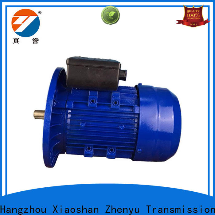 Zhenyu synchronous electrical motor free design for chemical industry