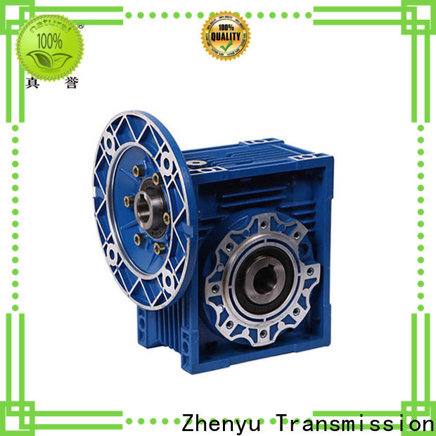 high-energy worm gear speed reducer reverse long-term-use for transportation