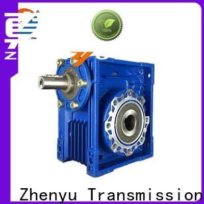 Zhenyu coaxial speed reducer gearbox order now for transportation
