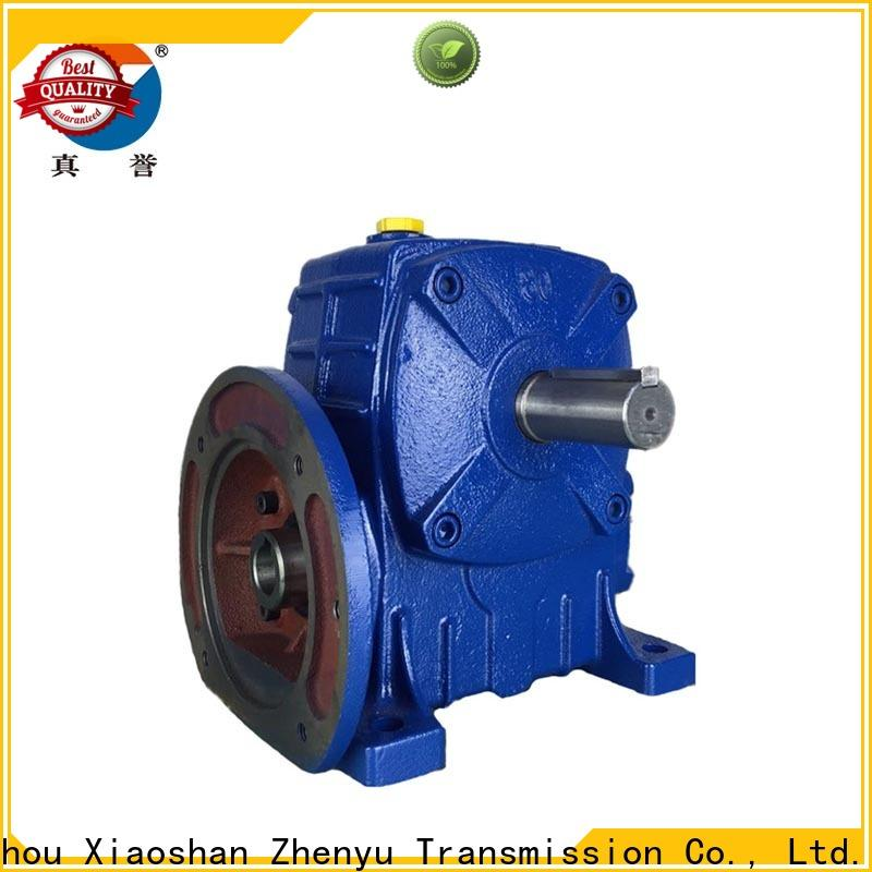 Zhenyu wpx drill speed reducer order now for metallurgical