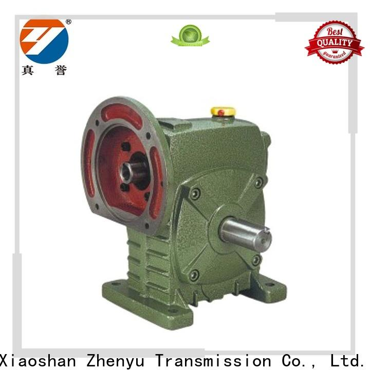 high-energy worm gear reducer alloy China supplier for lifting