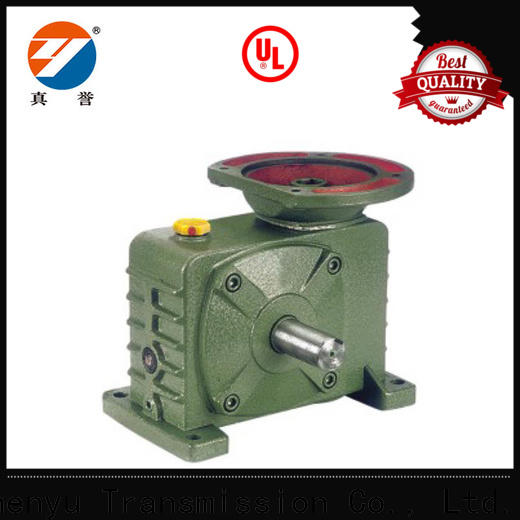 Zhenyu first-rate gear reducers order now for construction