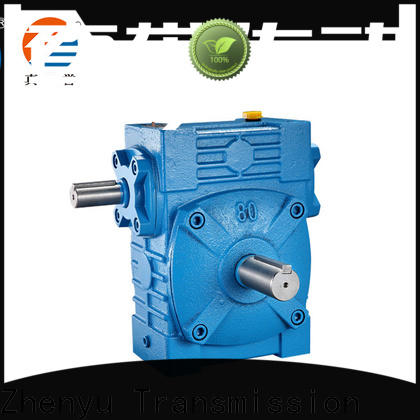 Zhenyu fine- quality speed reducer widely-use for lifting