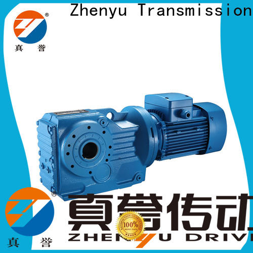 Zhenyu new-arrival electric motor gearbox free quote for wind turbines