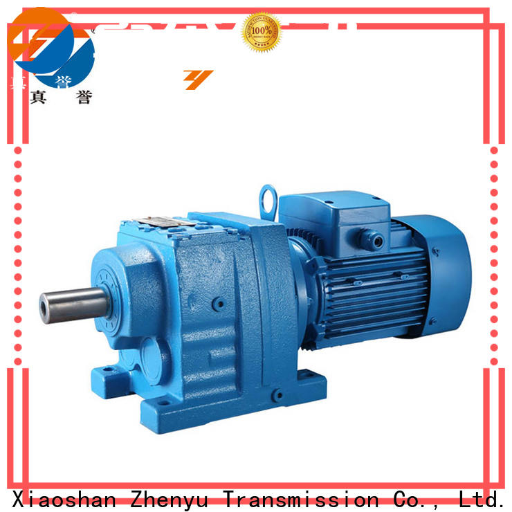 effective speed reducer mixer free design for light industry