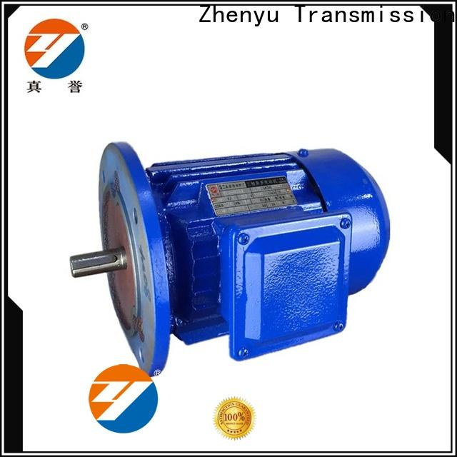 Zhenyu details electrical motor for chemical industry