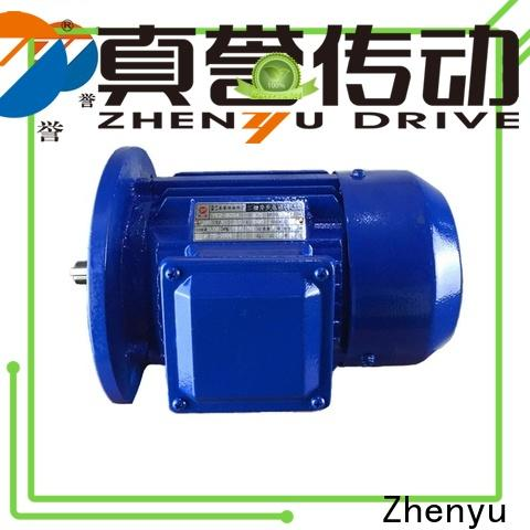 Zhenyu y2 electromotor free design for machine tool