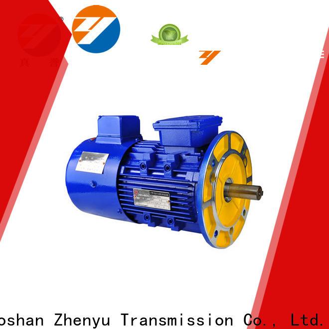 Zhenyu safety ac electric motor free design for transportation