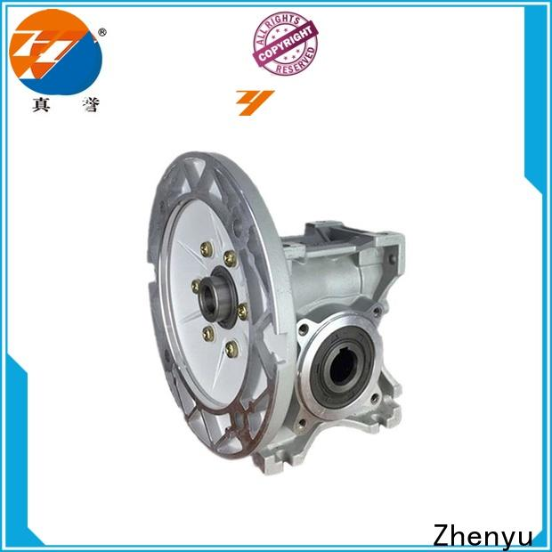 Zhenyu first-rate speed reducer for electric motor certifications for metallurgical