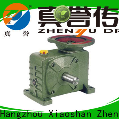 Zhenyu newly worm drive gearbox widely-use for metallurgical