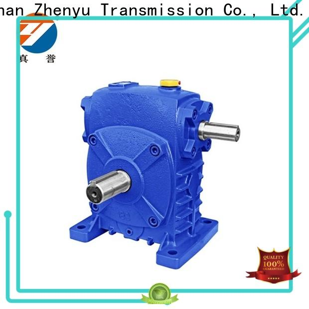 Zhenyu machinery motor reducer long-term-use for chemical steel