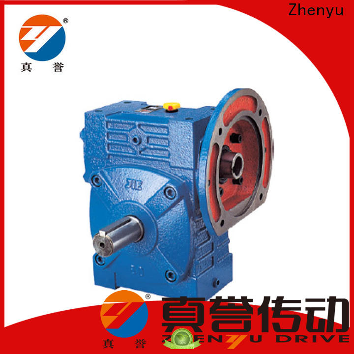 Zhenyu low cost speed reducer for electric motor free design for printing