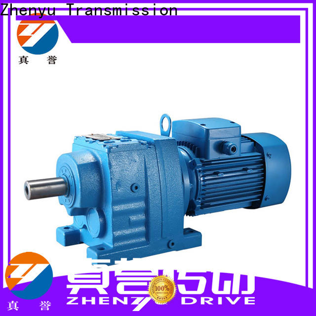 Zhenyu reverse speed reducer gearbox long-term-use for mining