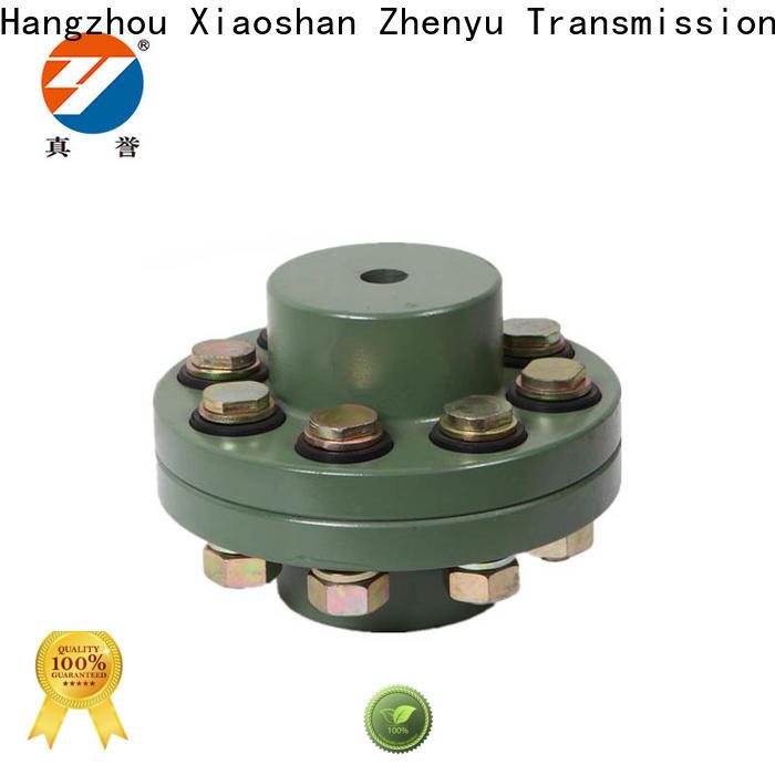 Zhenyu speed motor coupling maintenance free for lifting