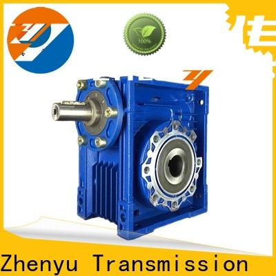 Zhenyu reduction gear box widely-use for construction