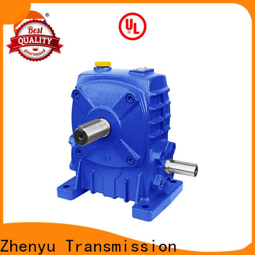 Zhenyu low cost planetary reducer widely-use for cement