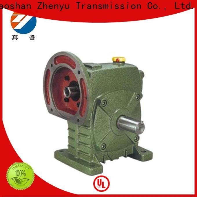 Zhenyu inline reduction gear box for cement