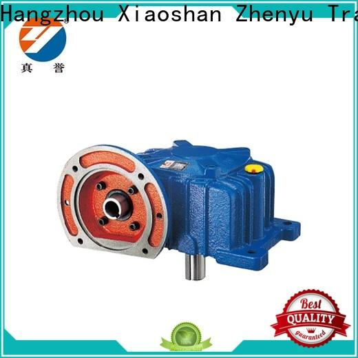 Zhenyu wpws gear reducers for construction