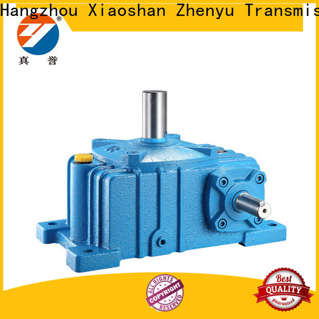 Zhenyu high-energy electric motor gearbox long-term-use for chemical steel