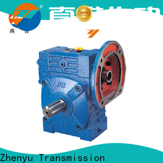 Zhenyu high-energy worm gear reducer free quote for transportation