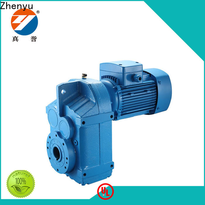 Zhenyu mounted planetary reducer certifications for lifting