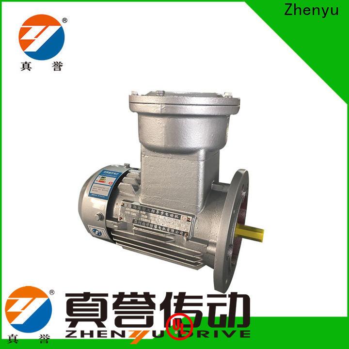 Zhenyu single electrical motor for machine tool