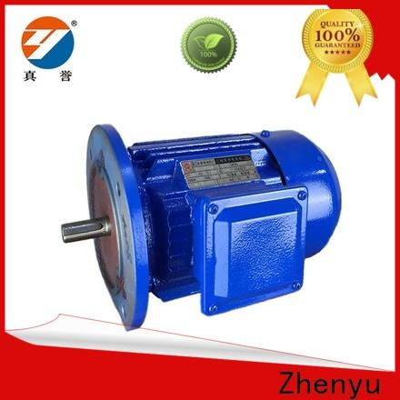 Zhenyu safety electric motor supply for wholesale for machine tool